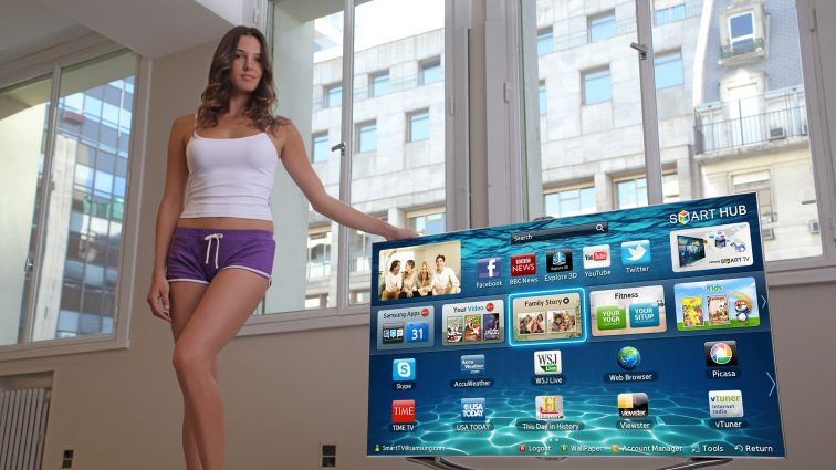Decreasing the Wire Brilliant TVs can be the remedy to 4K broadband