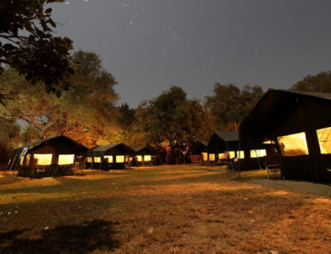 Do you enjoy camping? then try these places while in Kenya