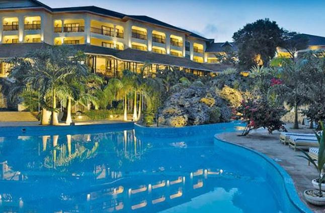 Visit the best hotels in kenya