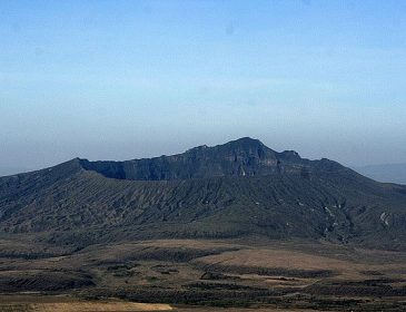 Climb Mt Longonot on Your Own
