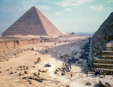 Why Everyone is Obsessed with Egypt