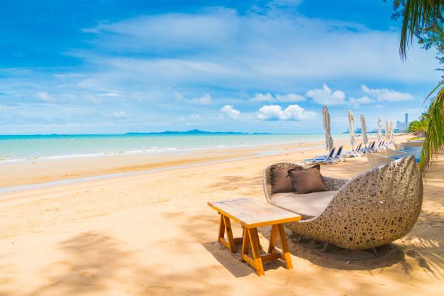 Vacationing at the Beach