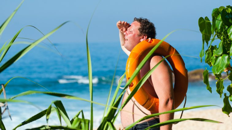 Protecting your body from sunburns while travelling
