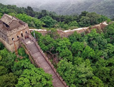 7 new wonders of the world Great Wall of China